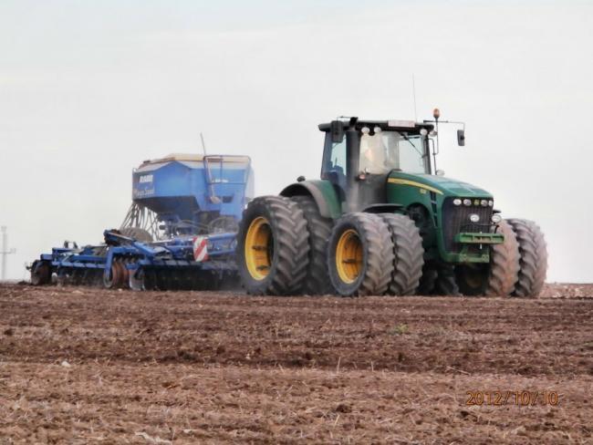 A belvizes tavasz ellenére jók a terméskilátások Jász-Nagykun-Szolnok megyében