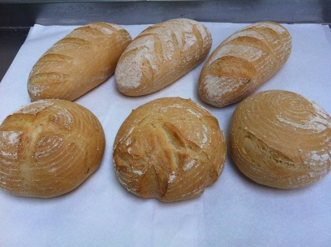 Hungaro durumrozs fehérlisztből készült pékáruk