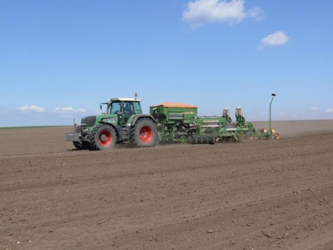 A kukorica 90 százalékát elvetették Zala megyében