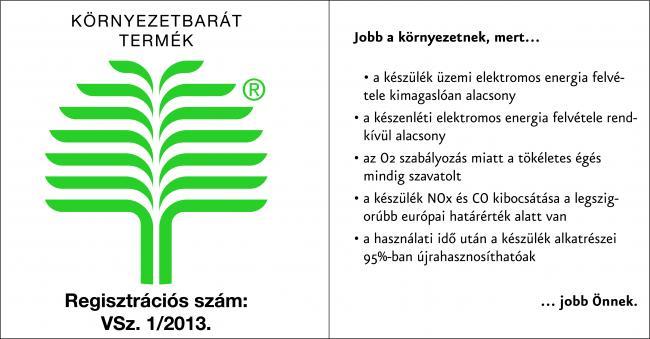 Környezetbarát termék