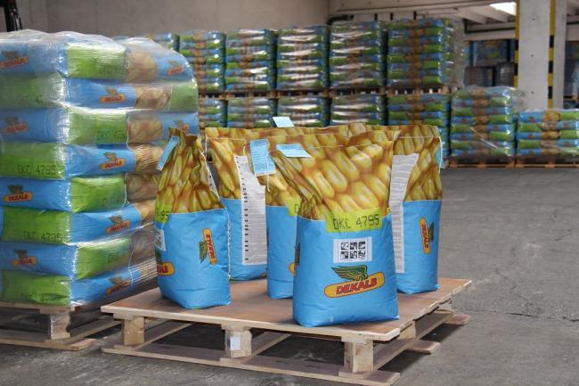 Kékbe öltözött Nagyigmánd a Monsanto új telephelyének átadására