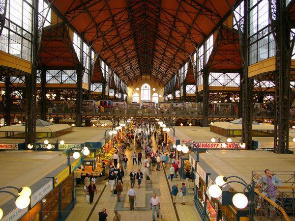 Vásárcsarnok épül a gyulai piacon