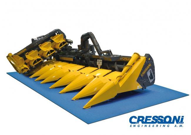 Cressoni kukoricacső-törő adapter