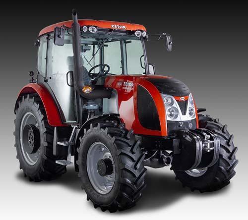 Magyar felépítmény kerül a Zetor traktorokra