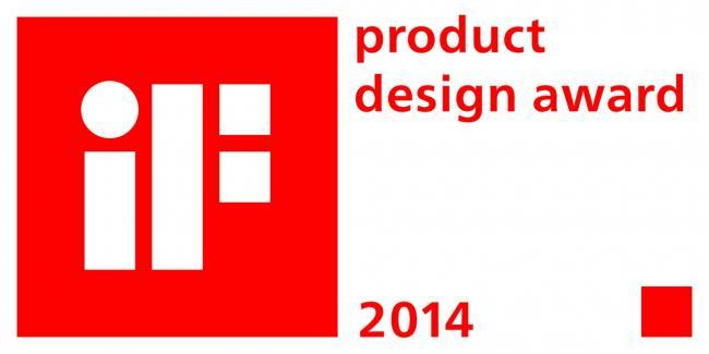 iF product design award díjas az AXION 800-as