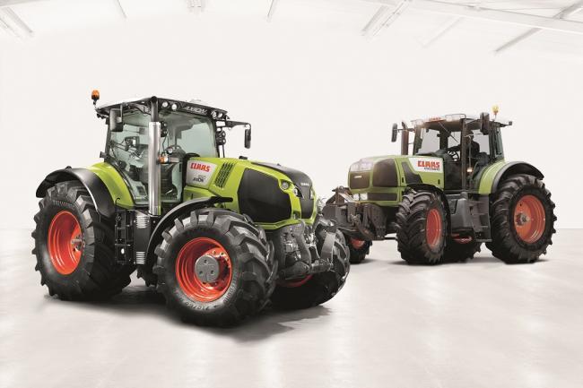 Jubileum Le Mans-ban: elkészült a 100 000. CLAAS traktor