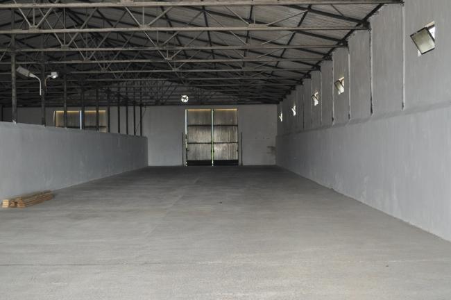 1. kép : Az új termény fogadására kész a Bőnyi Mezőgazdasági és Szolgáltató Szövetkezet magtára
