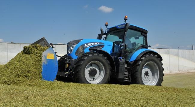 Lendületben az Argo-csoport és Landini traktorai