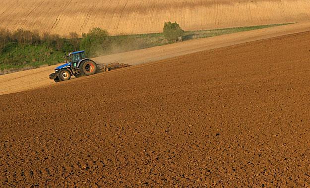 A MOSZ szerint rontaná a mezőgazdaság teljesítményét egy esetleges földadó