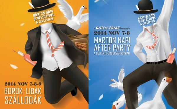 Borok, libák, szállodák - Márton-napi Borfesztivál a Gellértben