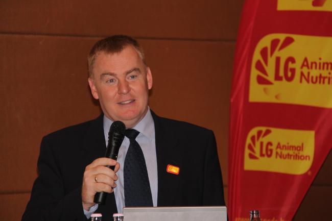 Perczel Péter ügyviteli vezető (Limagrain Central Europe SE Magyarországi Fióktelepe)