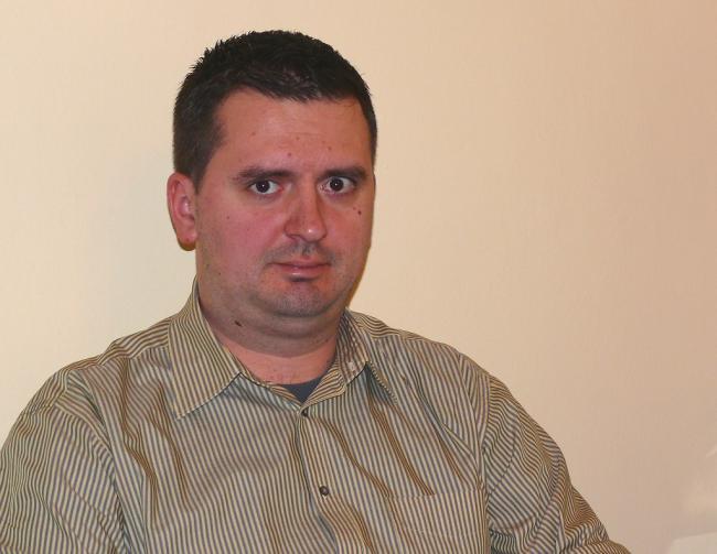 Madarász István, FM - osztályvezető