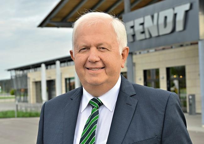 Peter-Josef Paffen az AGCO/Fendt ügyvezetője