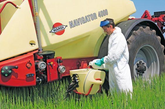 Európa több országában, így Magyarországon is a Hardi NAVIGATOR az egyik legnépszerűbb vontatott szántóföldi permetezőgép a gazdák körében.