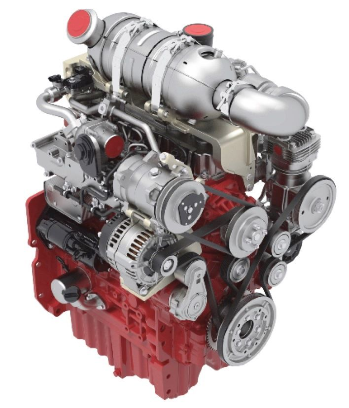 2. ábra. Deutz TCD 3.6 L4 típusjelzésű dízelmotor
