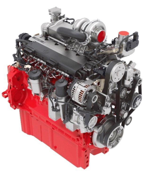 4. ábra. Deutz TTCD 6.1 L6 típusjelzésű dízelmotor
