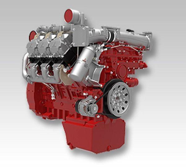 6. ábra. Deutz TCD 12.0 V6 típusjelzésű dízelmotor