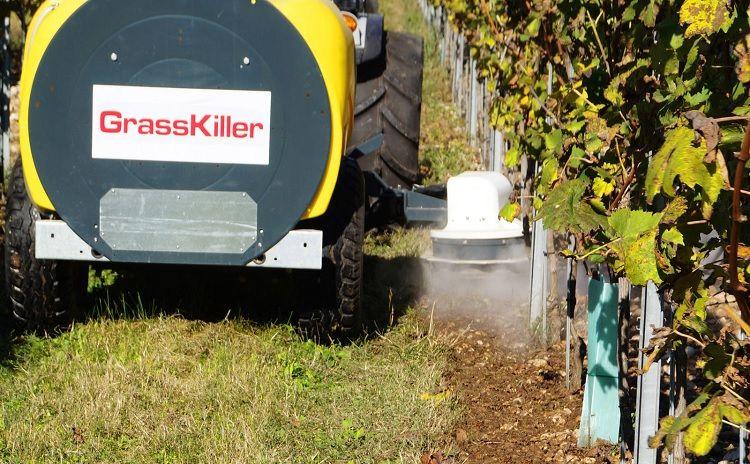 Caffini Grasskiller tőköz gyomirtó