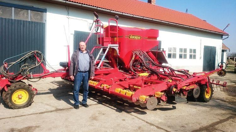 A Väderstad munkagépek megfelelnek a korszerű talajművelési technológiák kihívásainak, kompromisszumok nélkül
