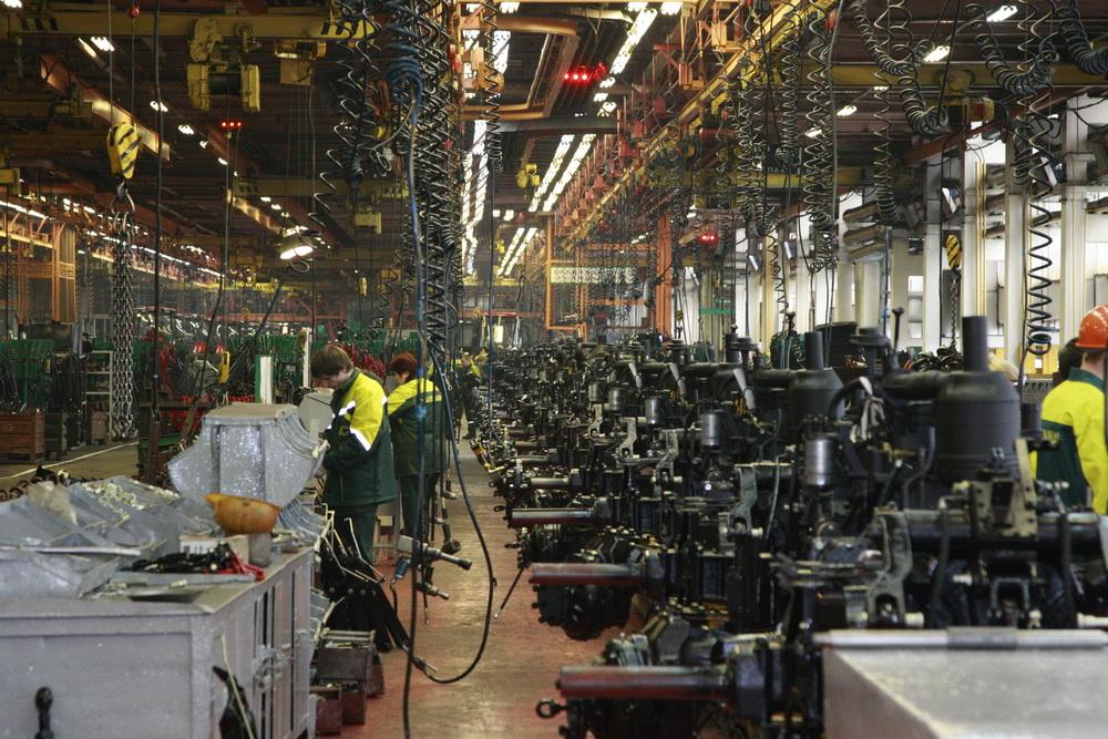 Ipari turizmus – látogassa meg az MTZ gyártóüzemét!