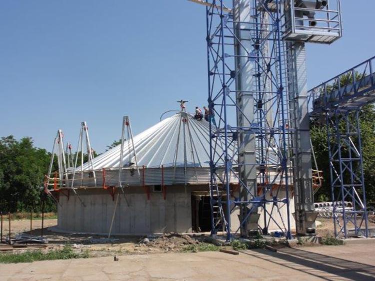 Obial török siló