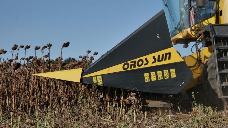 OROS SUN+CHOP napraforgó adapter