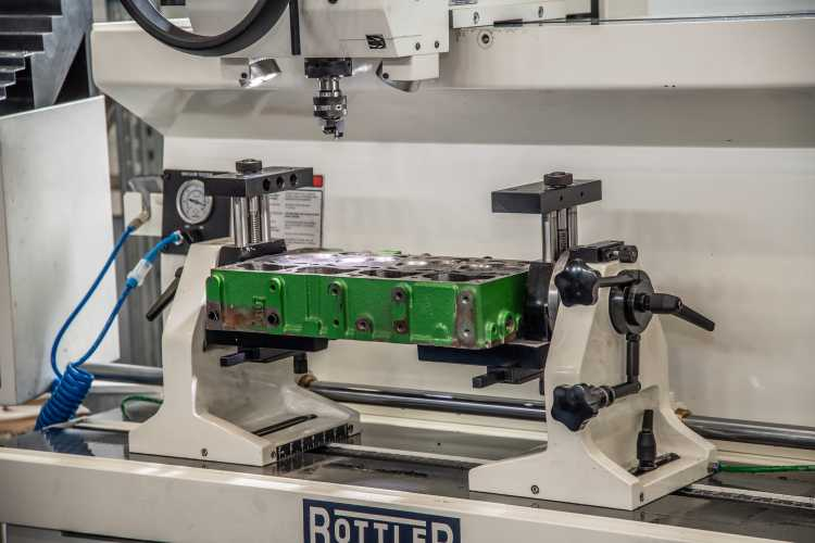 Rottler CNC fúró-marógép