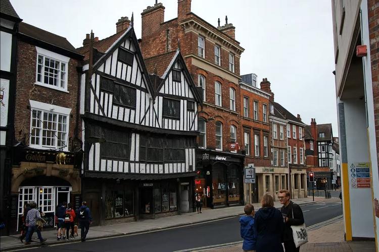 Angliai utcakép