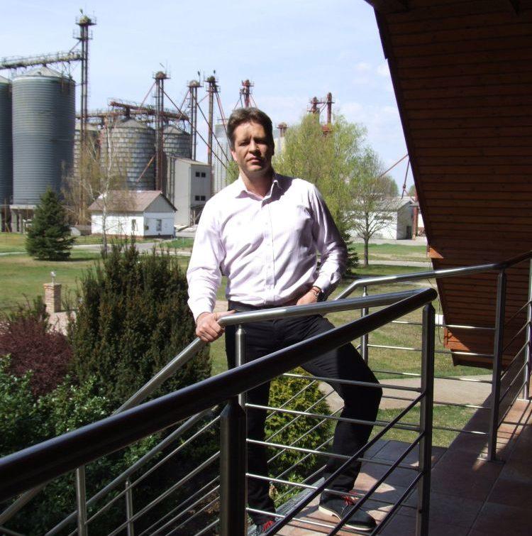Kulik Zoltán, a Vitafort Zrt. vezérigazgatója