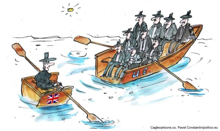Brexit: ez vár ránk januártól