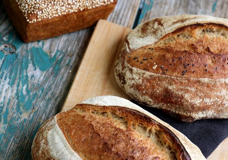 biobúza kenyér