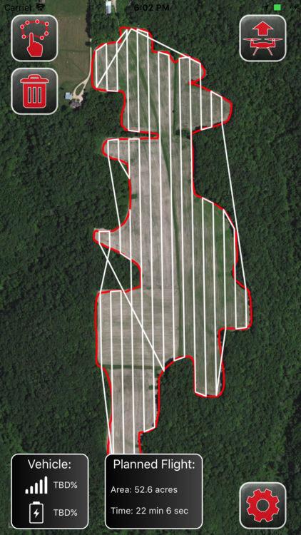 A drón reptetéséhez útvonaltervezés szükséges