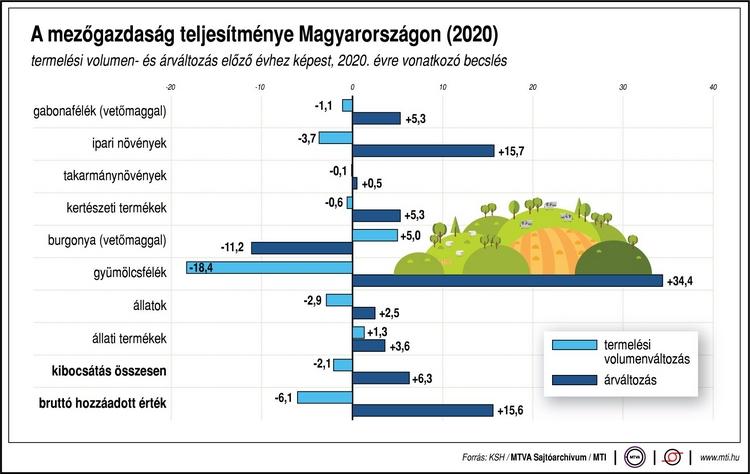 A magyar mezőgazdaság