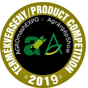 termékverseny logó 2019