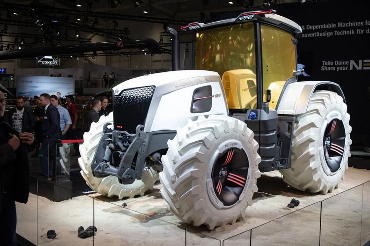 Mezőgazdaság és kiállítás - AGRITECHNICA