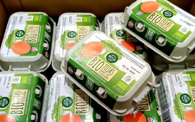 Mezőgazdaságra épülő élelmiszeripari termék