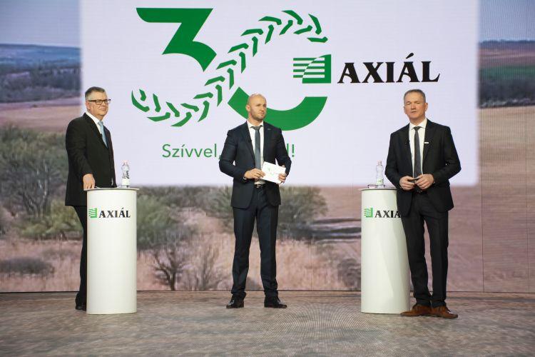 Claas Axiál mezőgazdaság