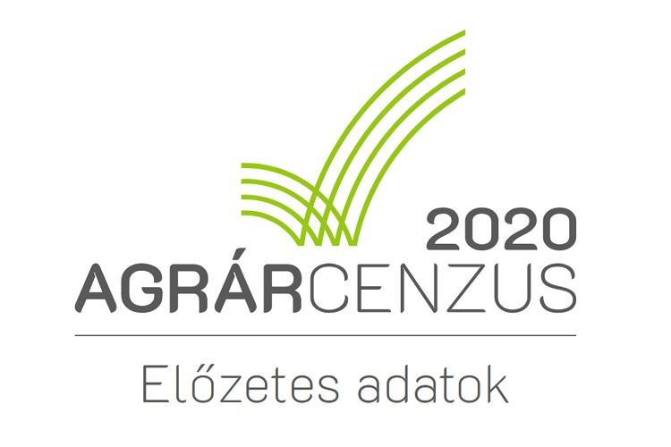 Agrárcenzus 2020, mezőgazdaság számokban