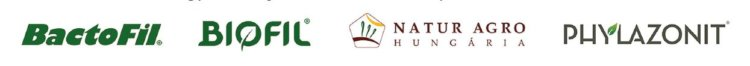 Bactofil; BIOFIL; NATUR AGRO HUNGÁRIA; PHYLAZONIT céglógók