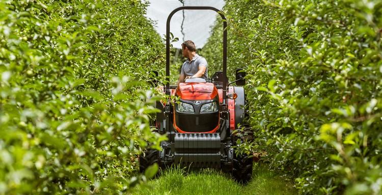Kubota a mezőgazdaságban