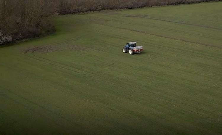 Tavaszi munkák a mezőgazdaságban