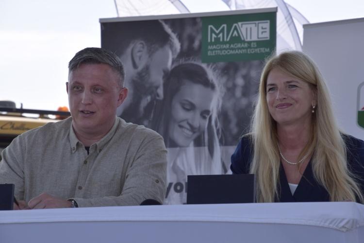 NAK és a Magyar Talajvédelmi Szövetség