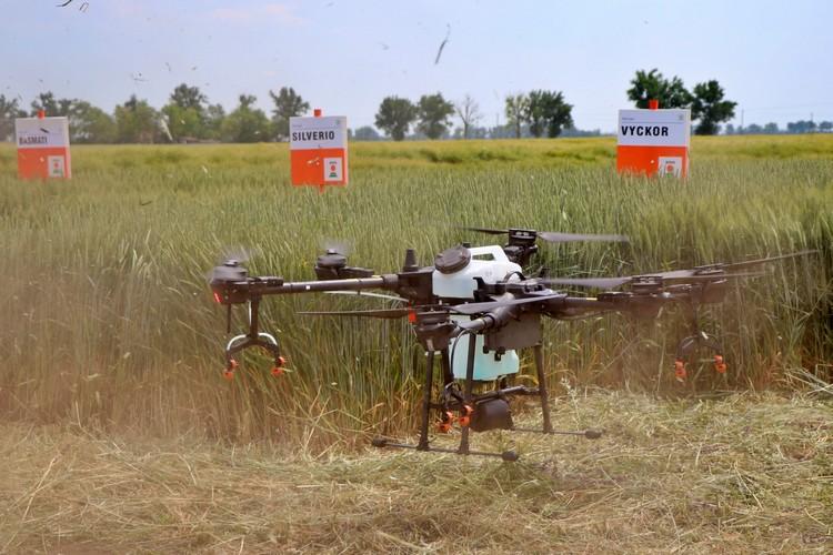 Mezőgazdaság, új gondolkodás, precíziós technológia