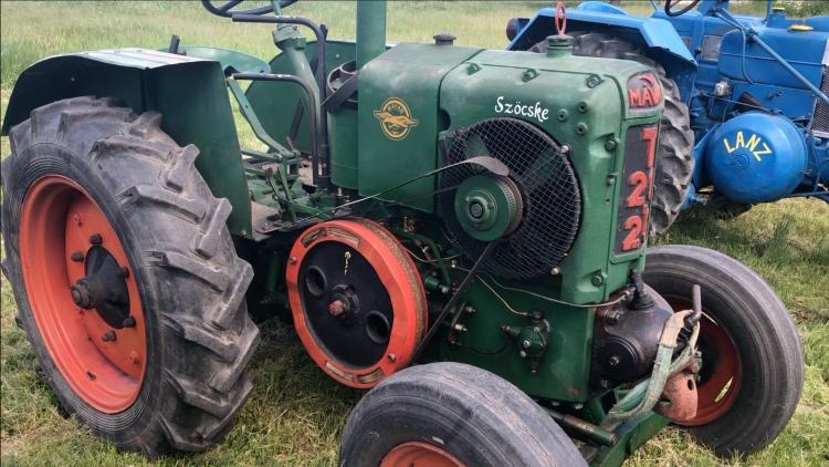 MÁVAG T20-25-ös traktor