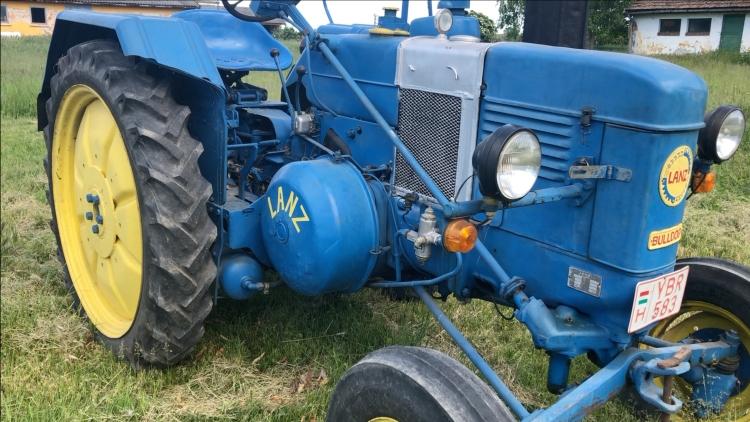 Lanz Bulldog traktor