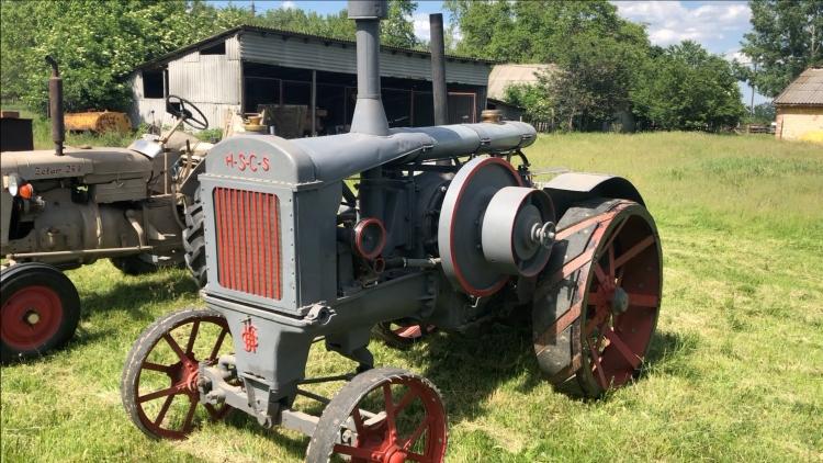 Mez Hofherr traktor