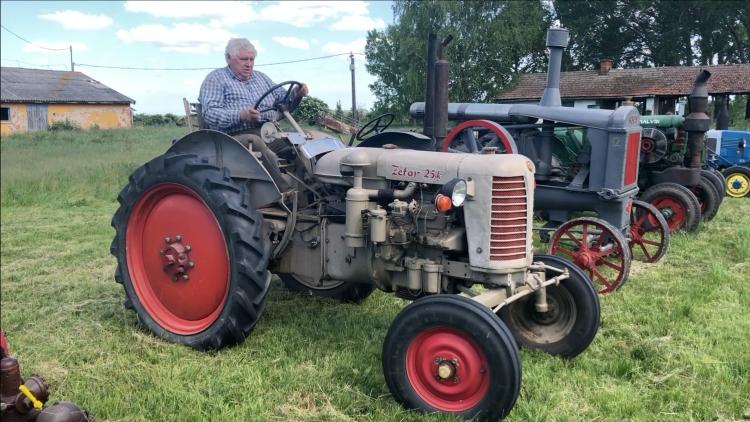Zetor 25 K traktor