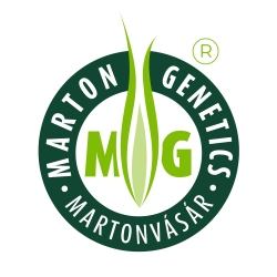 Marton Genetics logo