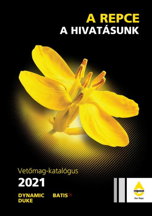 Rapool katalogógus 2021