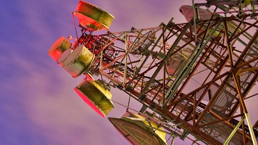 Antenna, torony
